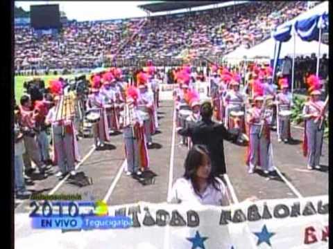 Desfiles del 15 septiembre 2010