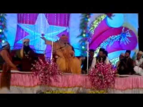 Tablighe E  Deen Par Huzur Ghaziye Millat Syed Md Hashmi Miyan Ka Azimushshaan Khetaab video