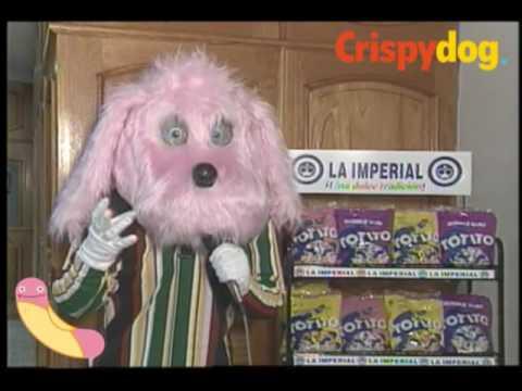 Perro Romel - como se hacen los Chicles Totito