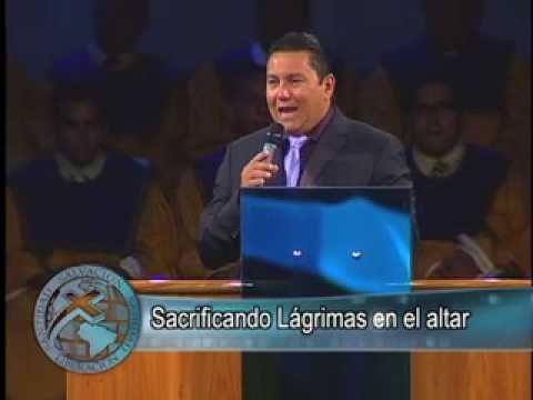Sacrificando Lágrimas en el Altar de Dios. Pastor Javier Bertucci (Domingo 13-12-2011)
