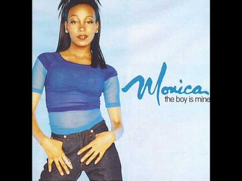 Monica - For You I Will (instrumental) video