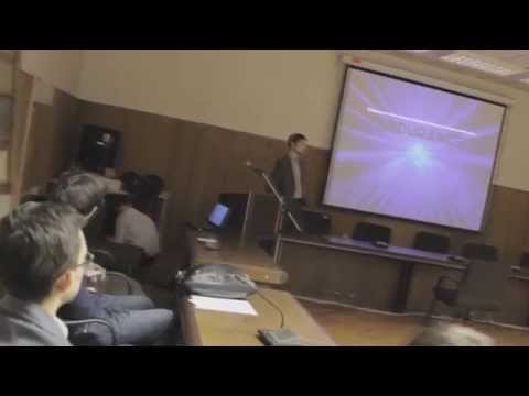 Endurance robots lecture - seminar in CEMI RAS, 3-rd of March 2015, Moscow, Russia (Ver. 1)