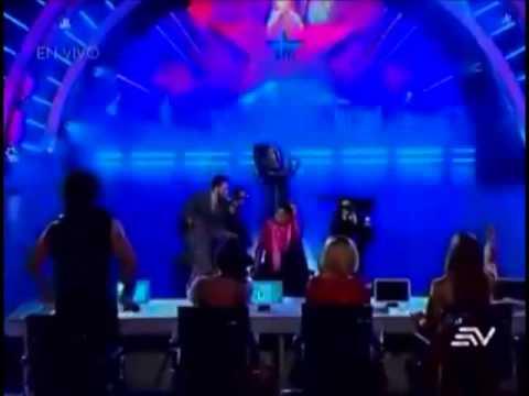 Chocholoco Ecuador tiene Talento Semifinal