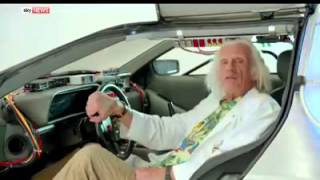 Christopher Lloyd has made a special message to mark Back to the Future Day