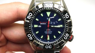 Orient M-Force Divers Men