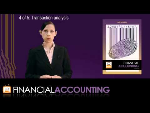 Financial Accounting - Chapter 1: Introduction to accounting