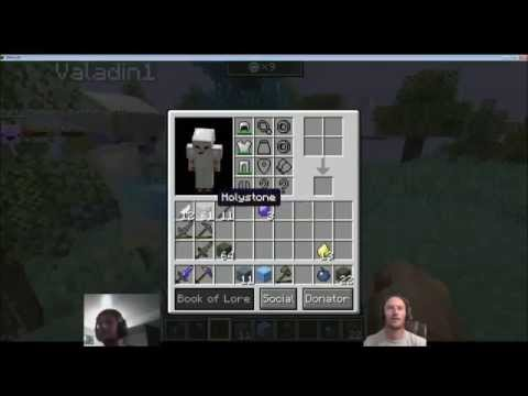 Minecraft: Father & Son Does Aether II Ep1 - Ambroshium