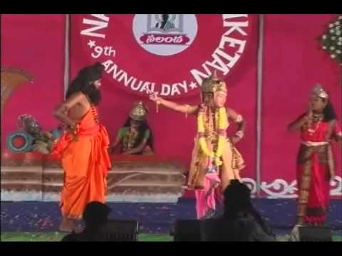 Nalanda Annual Celebrations 2007-2008 Part-12 video