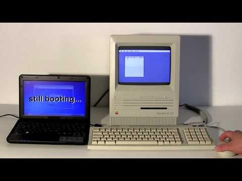 Mac vs PC (1987 vs. 2011)