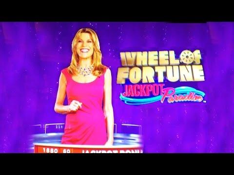 $100 wheel of fortune slot machine jackpots lighting plus