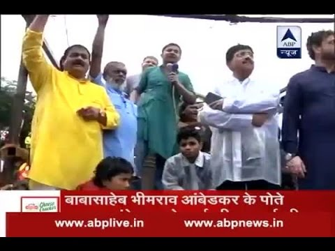 Ambedkar Bhawan demolition: Protest in Mumbai, chaos in Parliament