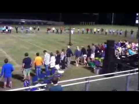 FCA Fields of Faith 2013 - Hilton Head Christian Academy