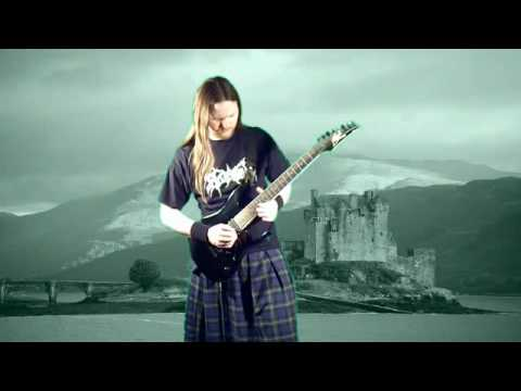 Scotland The Brave Metal Version video