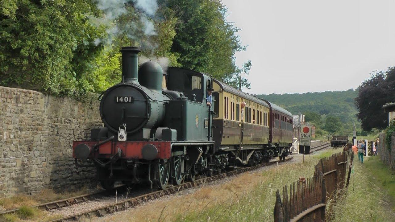 Dean Forest Railway Great Western Gala Weekend 01 07