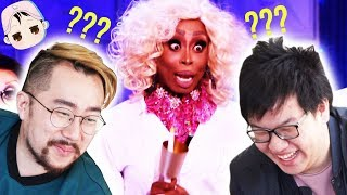 Straight Men Watch Drag Race FOR THE FIRST TIME | Season 10 Ep 2