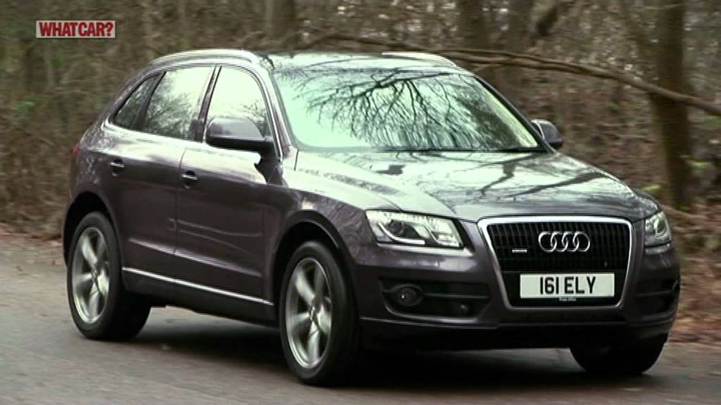 audi q5 4x4 suv review youtube. Black Bedroom Furniture Sets. Home Design Ideas