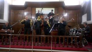 GOSPEL JAZZ BAND   ALL RIGHT