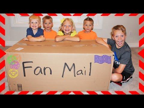 Fan Mail from Switzerland, Japan, UK, Canada, US!!