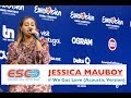 Eurovision 2018 - Jessica Mauboy (Australia) performs acoustic version of