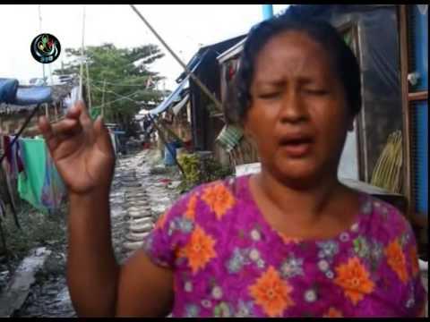 DVB - ေတာင္ဥကၠလာ ၁၄ ရပ္ကြက္ မွာ လူ ၁၀၀ေက်ာ္ ၀မ္းပ်က္၀မ္းေလ်ာျဖစ္