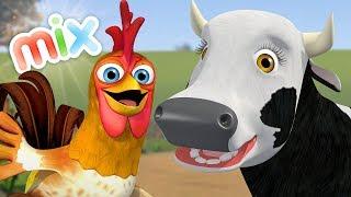Mix Das Melhores Canções Infantis Das Canções Da Fazenda 3 - A Fazenda do Zenão