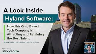 Future Of Work Podcast - A Look Inside Hyland Software - Jacob Morgan