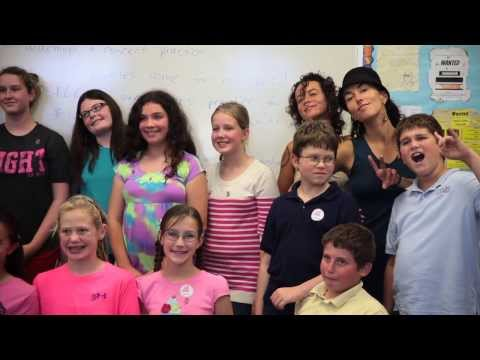 LSS: Rising Appalachia grooves out at Carolina Day School Fall 2013