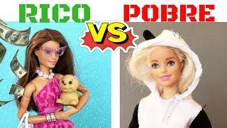 RICO VS POBRE - NOVELINHA DA BARBIE