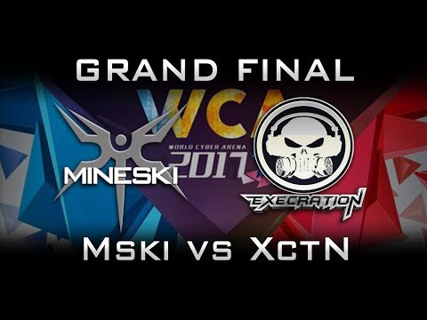 Mineski vs Execration Grand Final WCA 2017 SEA Highlights Dota 2