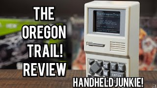 The Oregon Trail ? Handheld Game ? - REVIEW