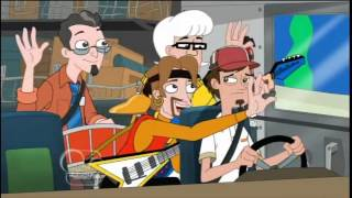 Phineas and Ferb songs - The Ballads of Paul