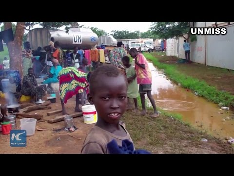 South Sudan faces worsening humanitarian crisis