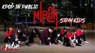 [KPOP IN PUBLIC] MIROH - Stray Kids 스트레이 키즈 | Pulse Dance Crew Australia