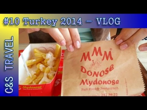 C&S VLOG TRAVEL #10: Turkey 2014 – Fast Food Sign Language