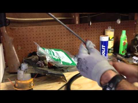 string trimmer repair