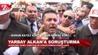 YARBAY ALKAN'A 'USULEN UYARI' CEZASI VERİLDİ