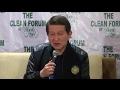 Golez: PH should lodge protest vs China presence in Benham Rise