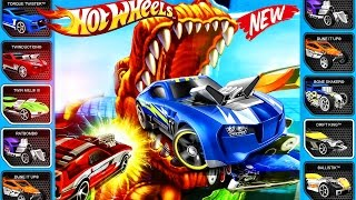 Hot Wheels : NEW Track, NEW Racer | Hot Wheels : Sports Car - The Best Car, Track - Video For KIDS