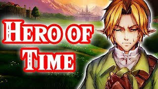 The Tragic Life of the Hero of Time - Zelda Theory