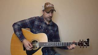 Download Lagu Pour Whiskey On My Grave - Jacob Bryant - Guitar Lesson | Tutorial Gratis STAFABAND