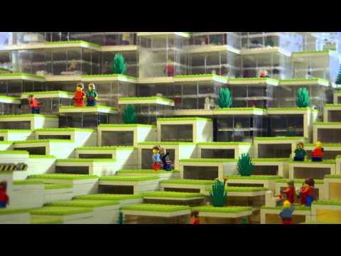 """A LEGO Brickumentary - Clip 2 """"LEGO Architect"""""""