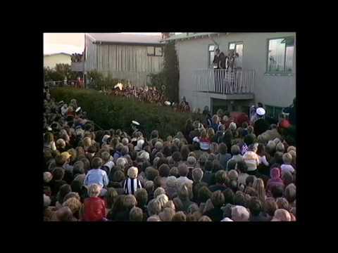 Vigdís Finnbogadóttir - Kona verður forseti - 1. hluti