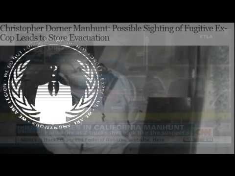 Anonymous: Operation Dorner  | #OpDroner