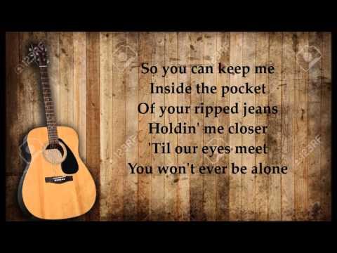 Lirik Lagu Photograph - Ed Sheeran