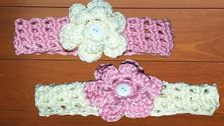 How to Crochet a Headband - Crochet Jewel