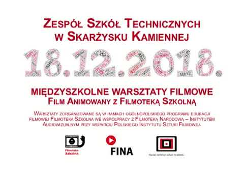 Film Animowany Z Filmoteką Szkolną, 18 Grudnia 2018 R., Skarżysko Kamienna