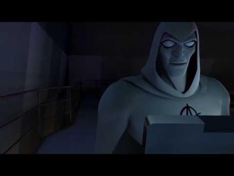"2 - ""Tests"" BEWARE THE BATMAN Episode #3 Animated Cartoon Network TV"
