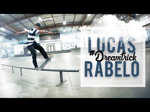 Lucas Rabelo's #DreamTrick