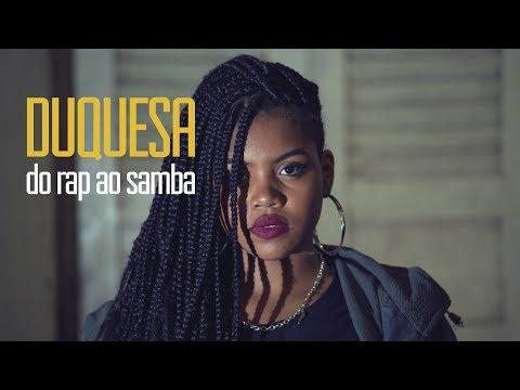 Artista feirense: Duquesa - do Samba ao Rap
