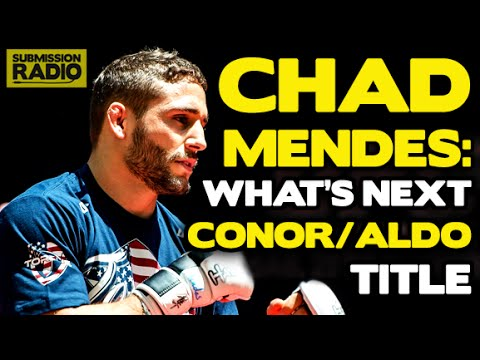 Chad Mendes: Lamas KO, What's next, Aldo vs McGregor, Easiest path to the title, Urijah Faber